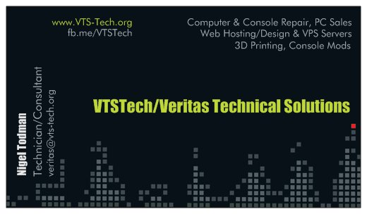 VTSTech | Veritas Technical Solutions